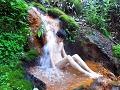 新得町湯の滝 2012
